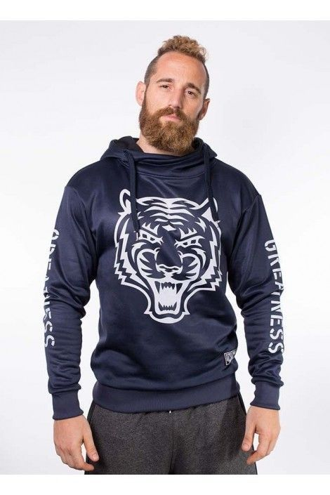 SUDADERA CON CAPUCHA GREAT NAVY
