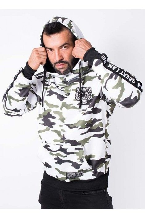 SUDADERA CAMUFLAJE FORCE