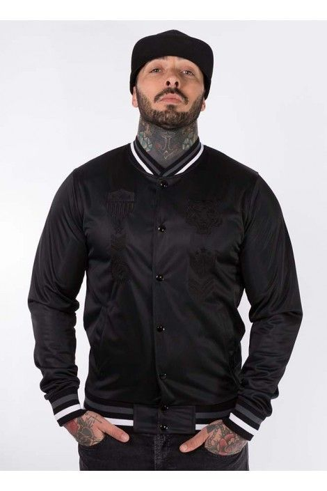 BOMBER MILITARY FORCE NEGRA