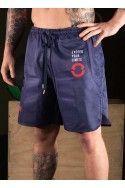 Pantalon Corto Ubkn Navy