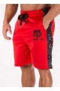 Pantalon Corto Wolf Rojo