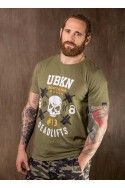 Camiseta Ubkn Deadlift