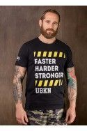 Camiseta Ubkn Faster harder