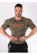 Camiseta Compresion Army