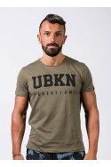 Camiseta Ubkn Logo Army