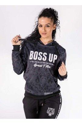 Hoodie Boss Up
