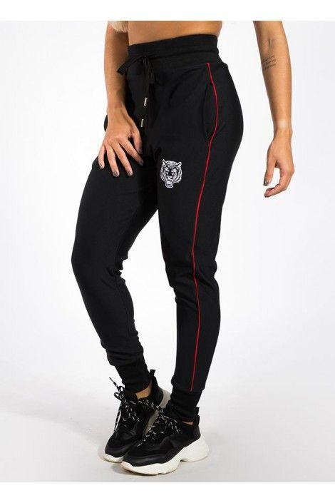 Pantalon Largo Stripe Mujer