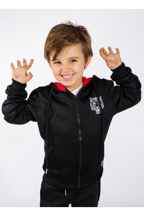 Chaqueta Stripe Junior