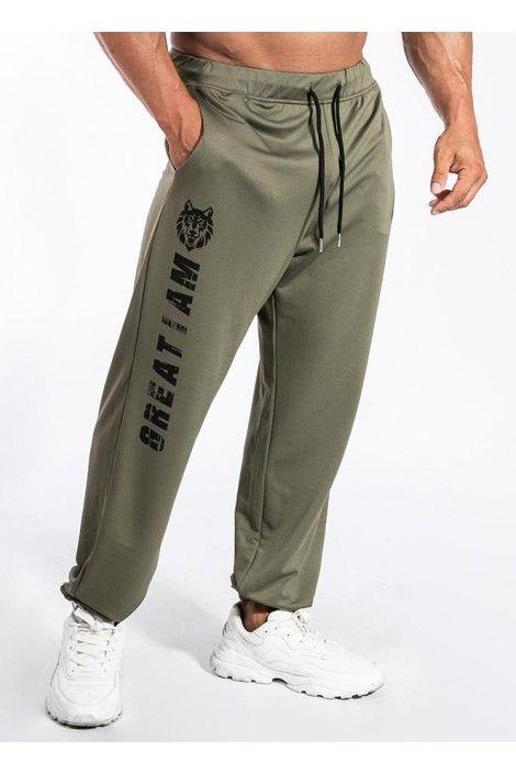 Pantalon Largo Wolf Army