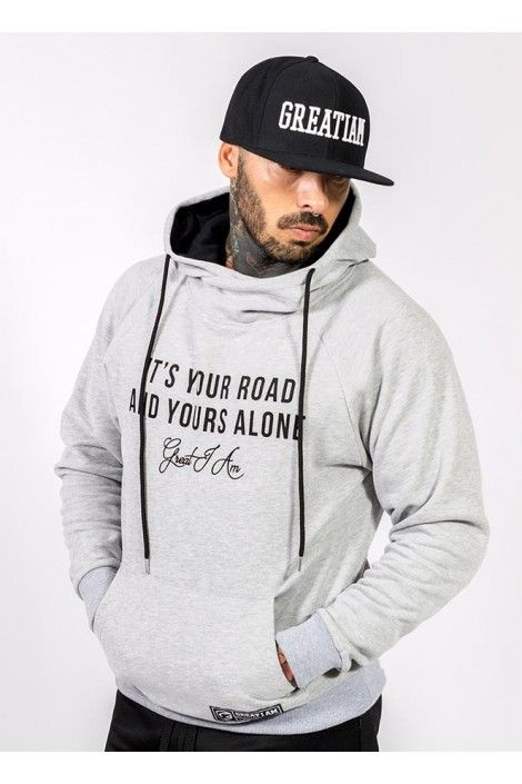 Hoodie  Your Road