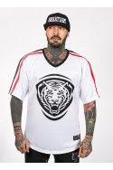Camiseta Americana Tiger Blanca