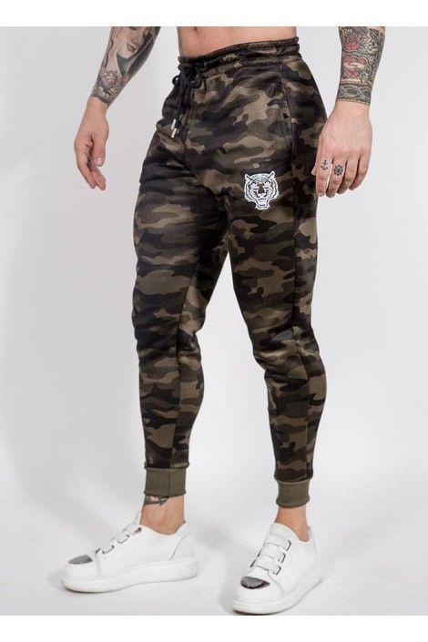 Pantalon Largo Troops