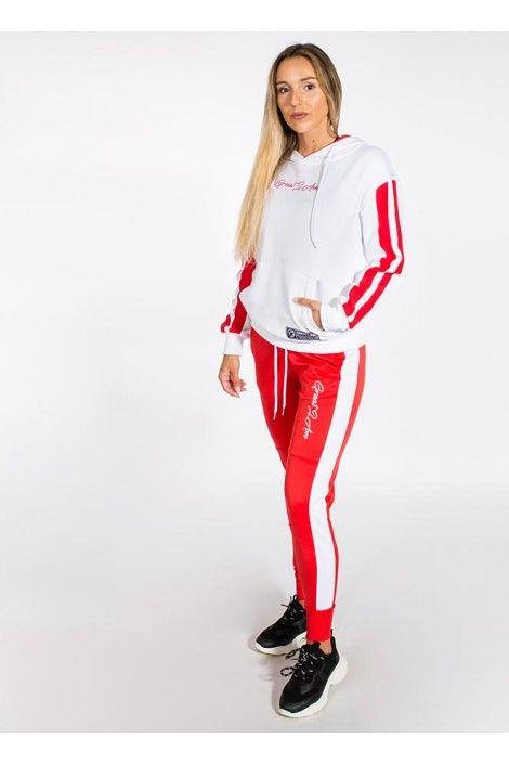Chándal Stripe Rojo