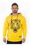 Hoodie Tiger Amarilla