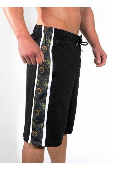 Pantalon Corto Carved