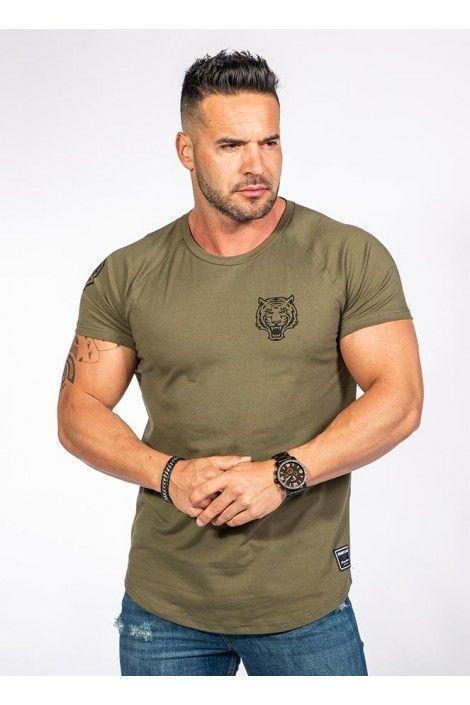 Camiseta Insignia Army