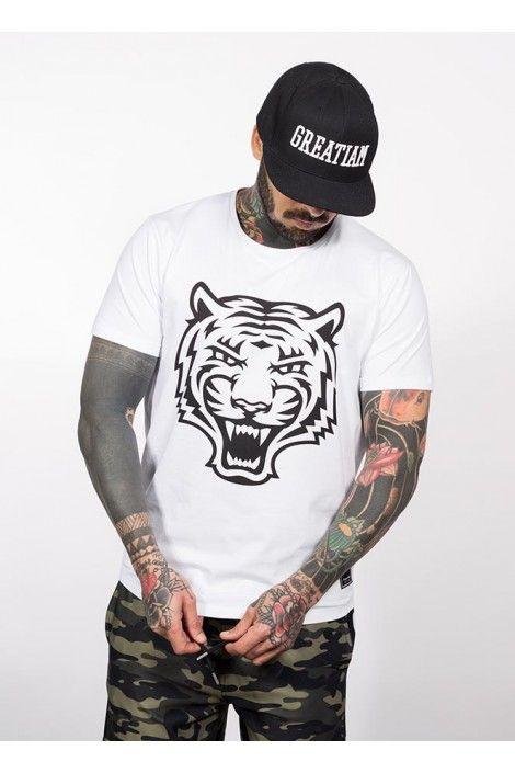 Camiseta Logo Blanca