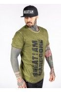 Camiseta Hardcore Army