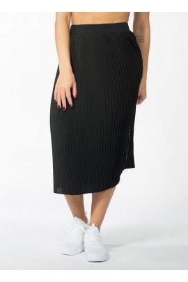 Falda Active Negra