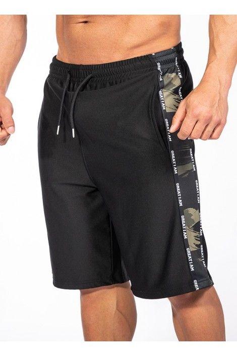 Pantalon Corto Gia Camuflaje