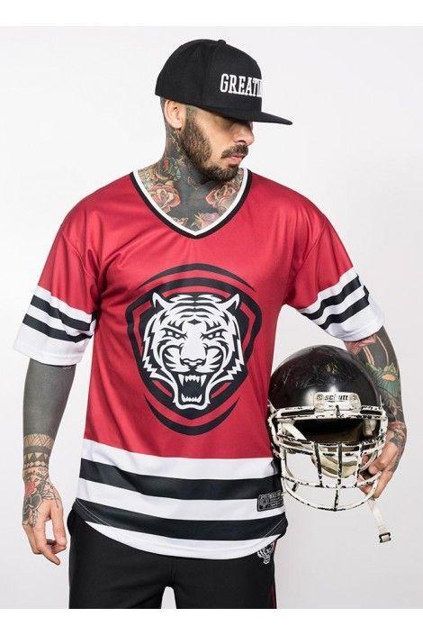 Camiseta Americana 20 Gia Rojo