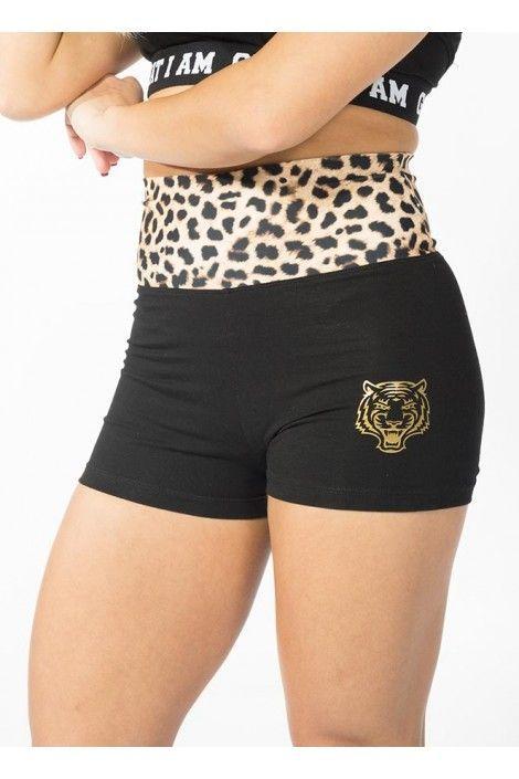 Stretchy Logo Leopardo