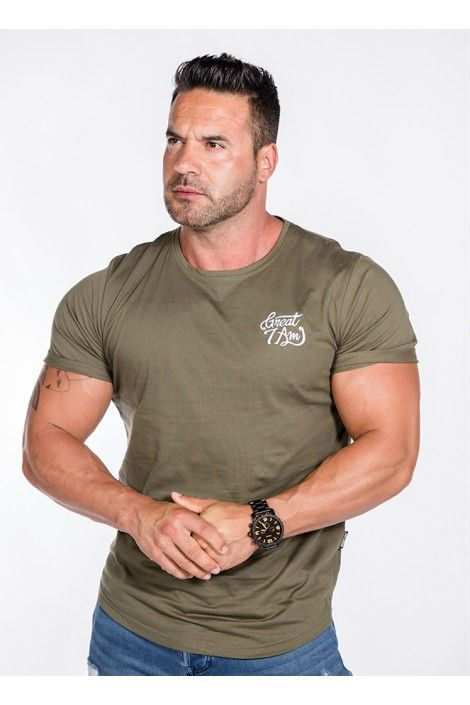 Camiseta Soft Army