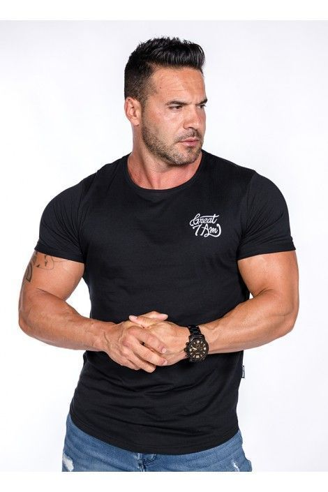 Camiseta Soft Negra