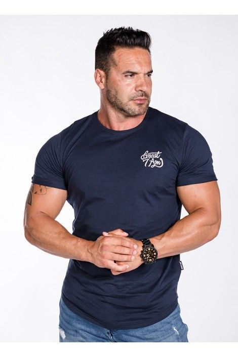 Camiseta Soft Navy