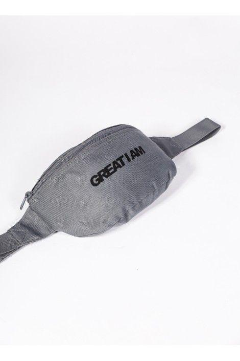 Riñonera Gia Gris