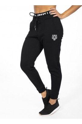 Pantalon Largo Tiger Negro
