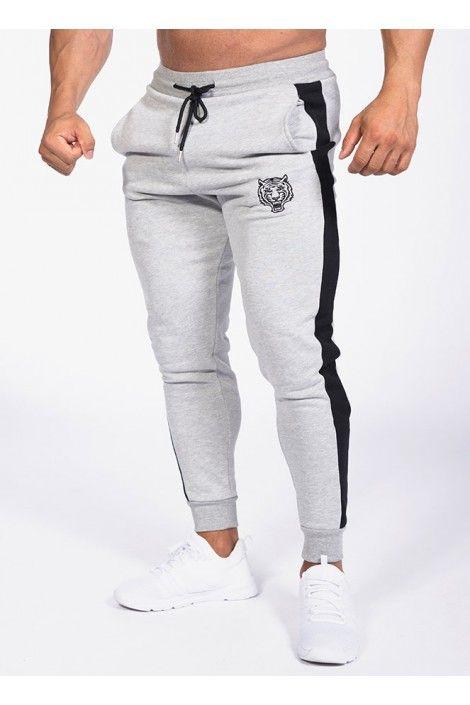 Pantalon Largo Gia Gris
