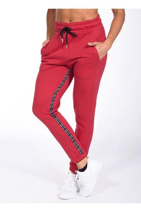 Pantalon Largo Ruby Rojo