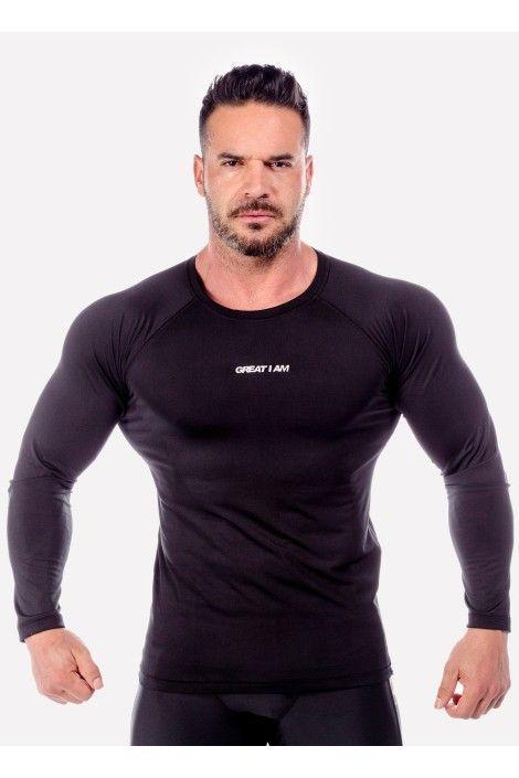 Camiseta Tecnica Negra